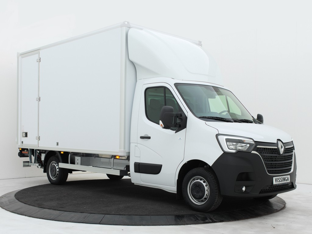 Renault Master FWD 130 pk Bakwagen 420x211x232 (20.5m3)